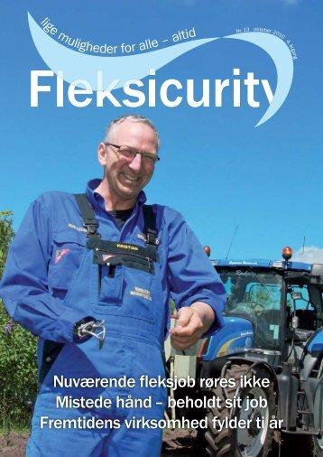 Nuværende fleksjob røres ikke Mistede hånd – beholdt ... - Fleksicurity