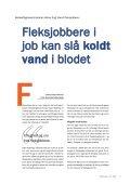Nuværende fleksjob røres ikke Mistede hånd – beholdt ... - Fleksicurity - Page 5
