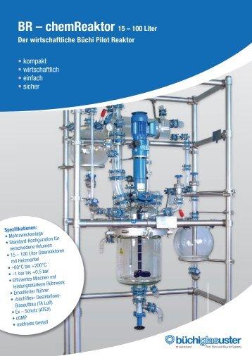 chemReaktor BR15 - Büchi Glas Uster AG