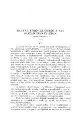 Page 1 Page 2 KOLLÁNYI F. MAGYAR FEBENOZRENDIEK A xvi ...