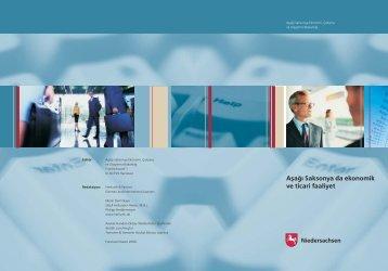 Afla€› Saksonya da ekonomik ve ticari faaliyet - NGlobal