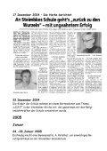 SCHULJAHR: 2004 / 2005 - Grundschule Steimbke - Seite 7
