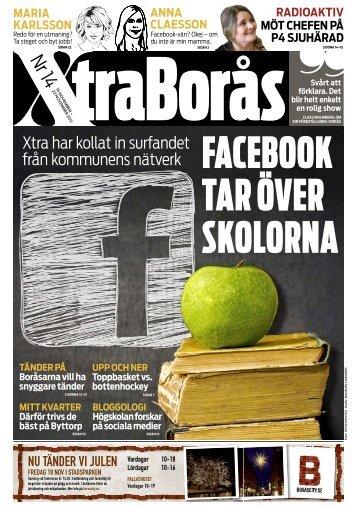 Xtra har kollat in surfandet från kommunens nätverk