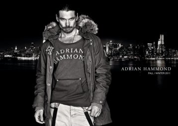 FALL / WINTER 2011 - Adrian Hammond