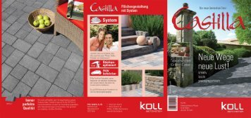 Download pdf - KOLL Betonstein
