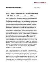 PDF anzeigen - FRITZ & MACZIOL