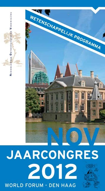 noV jaarcongres 2012