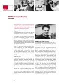 Jahresbericht 2010 ESRA Arbeitsintegration - Caritas Thurgau - Seite 6