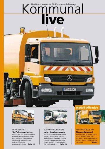 Kommunal Live - Mercedes-Benz Deutschland