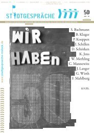 S. Bachmann B. Kluger P. Koeppen I. Schillen D. Schörken K. Jens ...