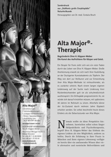 pdf-Datei downloaden - Alta Major