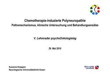 Frau Dr. S. Koeppen, Universität Essen - gekürzt-