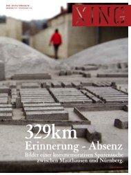 Erinnerung - Absenz - XING - Ein Kulturmagazin