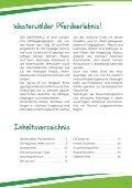 Westerwald-Taunus zu Pferd - Gastgeber Westerwald - Seite 3