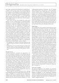 Einfluss von Ausdauertraining auf die zerebrale Repräsentation ... - Seite 6