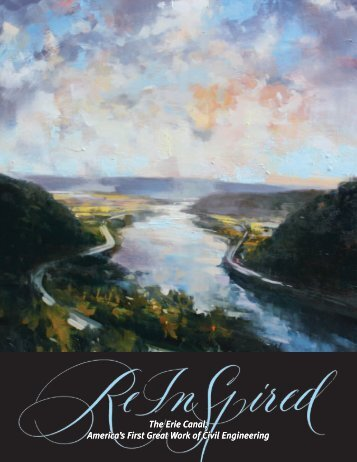 The Erie Canal, America's First Great Work of Civil Engineering The ...