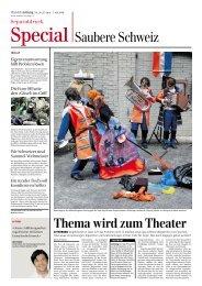 Saubere Schweiz - Verband Schweizer Presse
