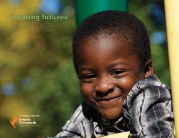 creating futures - Beacon Therapeutic Diagnostic and Treatment ...