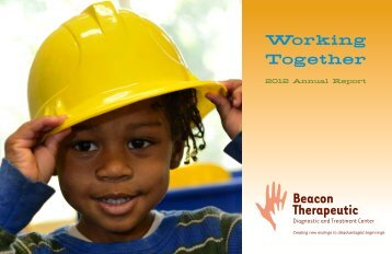 Working Together - Beacon Therapeutic Diagnostic and Treatment ...
