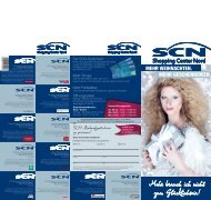 Aktions-Folder drucken - SCN