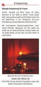Bewegung und Entspannung - Lisa Rebhan - Seite 4