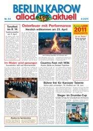 Ausgabe 54 April 2011