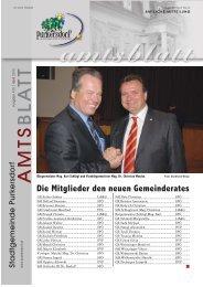 Amtsblatt 415 (3,92 MB) - Purkersdorf