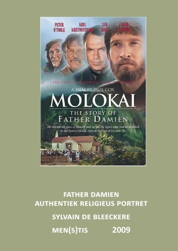 father damien authentiek religieus portret sylvain de ... - Men(S)