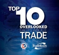 Top+10+Overlooked+Facts+on+Trade