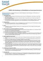 Publisher-Vorlage Pressemitteilung 2 Seiten - Kassel