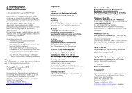 3. Fachtagung für Praxisanleitungen - bei der Kaiserswerther Diakonie