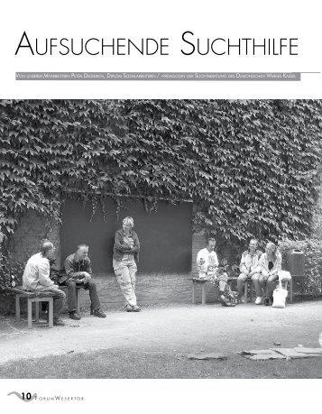 AUFSUCHENDE SUCHTHILFE - Kassel