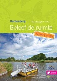 Bezoekersgids - Gemeente Hardenberg