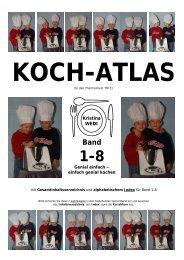 Band 1-8 (als PDF) - Koch-Atlas