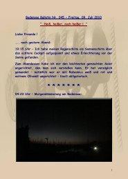 Bodensee Bulletin Nr. 045 - Freitag, 09. Juli 2010 - big-max-web.de