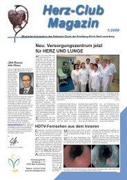 Neu: Versorgungszentrum jetzt für HERZ UND ... - Karl Heinz Bleß