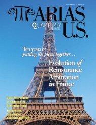 FIRST QUARTER 2005 VOLUME 12 NUMBER 1 - arias·us