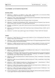 Full List of Publications (PDF) - Technische Universität Braunschweig