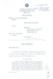 Crim Case/s 28288 - People vs. Rendon - Sandiganbayan