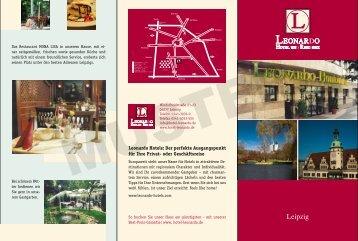 Leipzig - Leonardo**** Hotel und Residenz