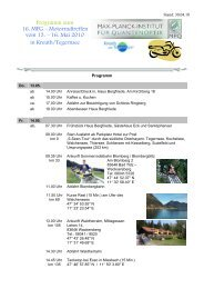 Programm zum 16. MPG – Motorradtreffen vom 13. – 16. Mai 2010 ...