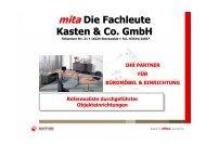mita Die Fachleute Kasten & Co. GmbH