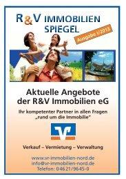 R+V Immobilienspiegel - Schleswiger Volksbank eG
