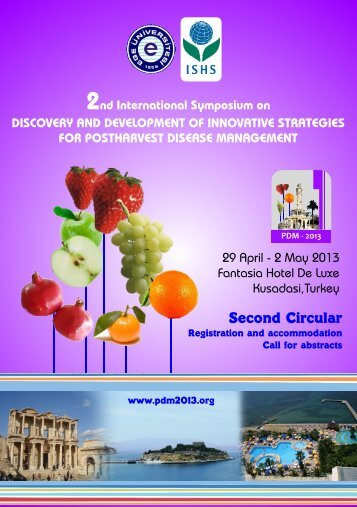 2nd International Symposium on Discovery and Development of