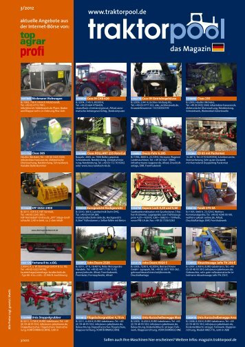 das Magazin - traktorpool-Magazin - Traktorpool.de