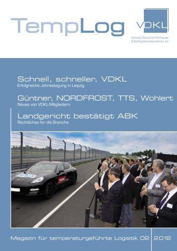 Download Ausgabe 2_2012 - Vdkl.com
