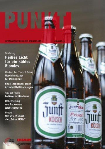 Heißes Licht für ein kühles Blondes - Bluhm Systeme GmbH