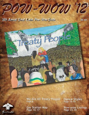 18th Annual Great Lakes Pow-Wow Guide - Anishinabek Nation
