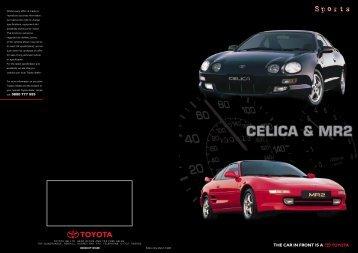 Celica Sport - Toyota