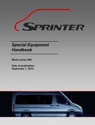 Sprinter 906 - Wilson Mercedes-Benz